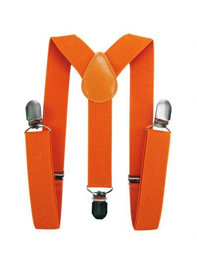Kinder Hosenträger in Orange